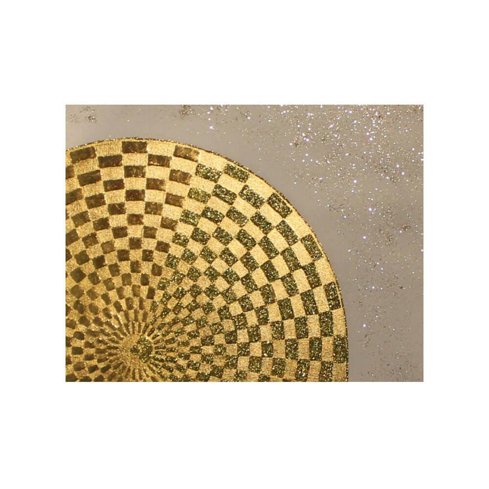 Detailbild Goldkugel